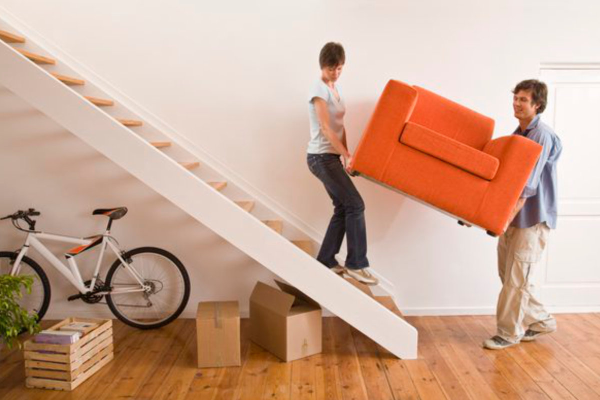 moving out of a rental property