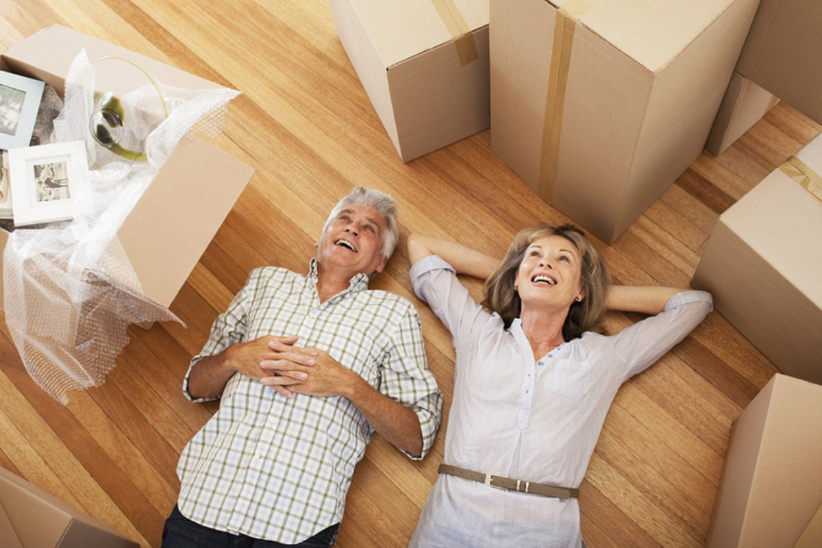 Downsizing Your Home Tips
