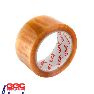packing tape gold coast